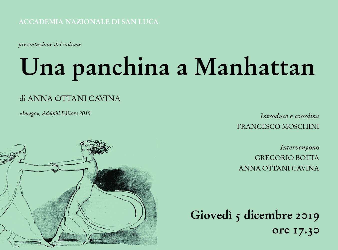 Palazzo Carpegna Presentazione Del Volume Una Panchina A