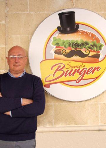 Sama's Burger