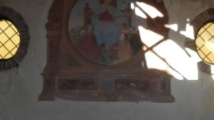 La Chiesetta di Sant'Antonio nella frazione di Montenero a Todi