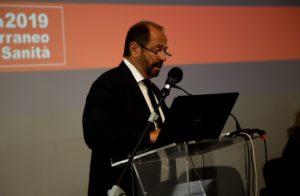 Dott. Potito Francesco Pio Salatto - Presidente Associazione Italiana Ospedalità Privata - Regione Puglia