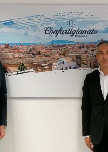 Giuseppe Pezzati e Alessandro Comparetto