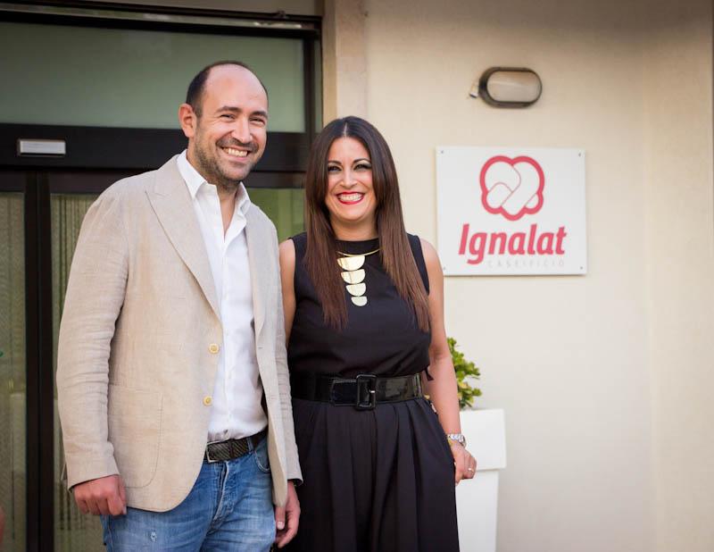 Vincenzo Ignazzi ed Anna Maria Ignazzi