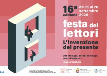 16esima edizione della Festa dei lettori - L'invenzione del presente