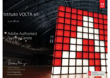 Istituto Volta: Adobe Authorized Training Center