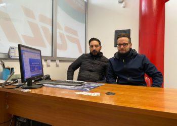Vincenzo Luddeni e Antonio Marzo