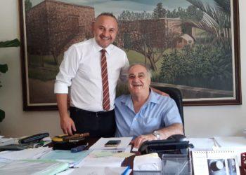 Mr. Joesph Kokkinos della Kokkinos & Co. Nicosia Cipro e Enzo Gioviale