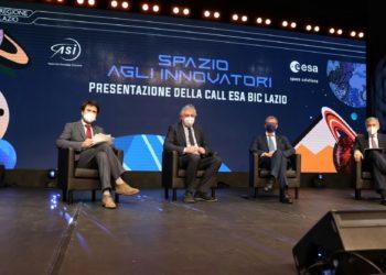 Nuova call Esa-Bic Lazio