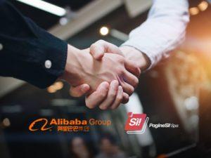 Alibaba e PagineSì