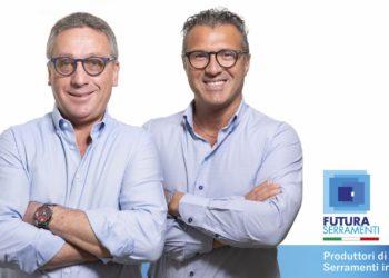 Sergio Zanin e Alessandro Gasparetto- Futura Serramenti