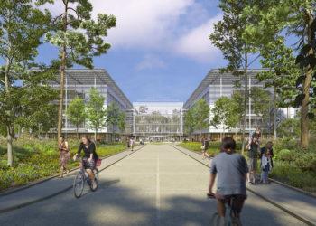 Renzo Piano Building