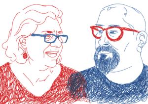 Guido Silipo e Stefania Ratini