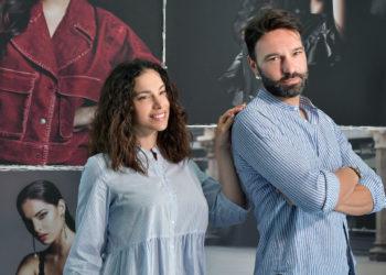Carlotta e Cristian Maggiorana