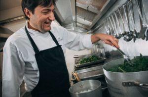 Chef Marco Coppola