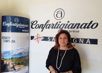 MARIA AMELIA LAI PRESIDENTE CONFARTIGIANATO SARDEGNA-min