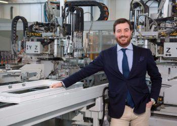 Rocco Mangione, direttore commerciale e socio Spi Finestre