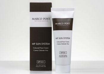 Marco Post Sun System Coloured Cream SPF +50