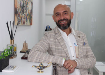 Giuseppe Pennestrì, titolare Aladino Immobiliare